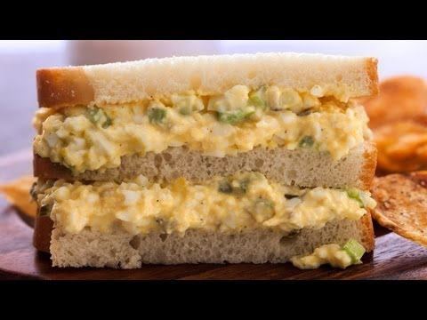Easy Egg Salad – How to Make The Easiest Way