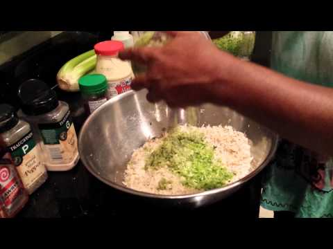 Auntie Fee's Chicken Salad