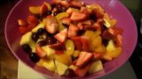 EASY HOME MADE FRUIT SALAD