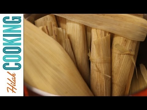 Tamale Recipe – How To Make Tamales
