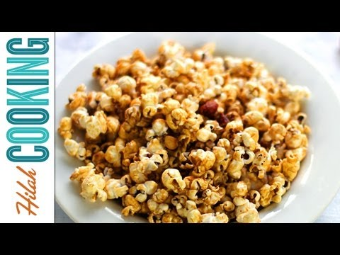 Homemade Cracker Jack – How To Make Caramel Corn