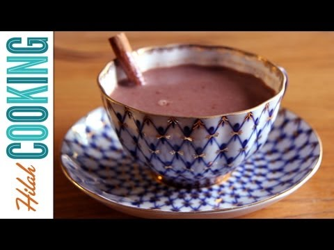 Mexican Hot Chocolate – How To Make Mexican Hot Chocolate