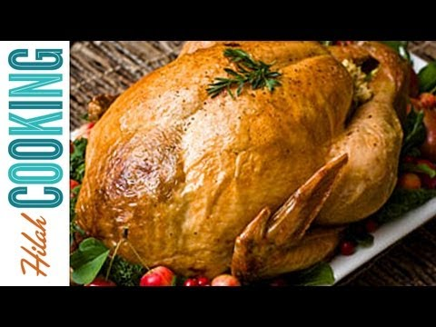 How To Cook a Turkey – Easy Roast Turkey Recipe