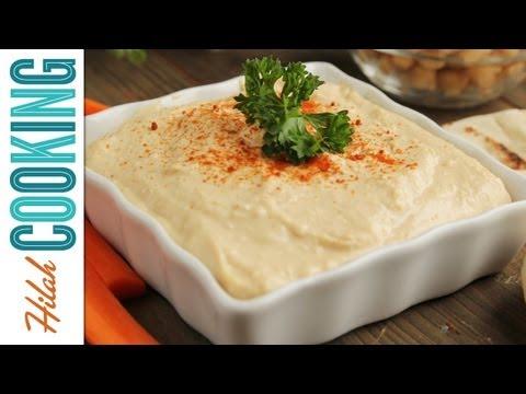 How To Make Hummus – Easy Hummus Recipe