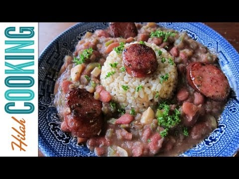How To Make Red Beans and Rice | Easy Red Beans and Rice Recipe!