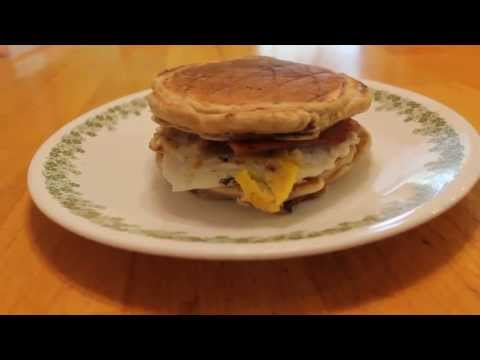 McGriddle response to Hilah Cooking