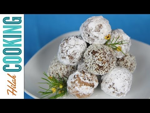 Bourbon or Rum Balls | Christmas Party in the USA!!!