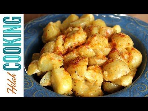 Patatas Bravas |  Hilah Cooking