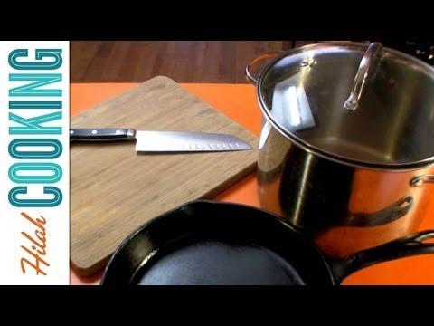Kitchen Essentials – The 5 Items Every Kitchen Needs!