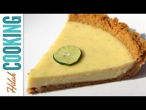 Homemade Key Lime Pie – Traditional Recipe
