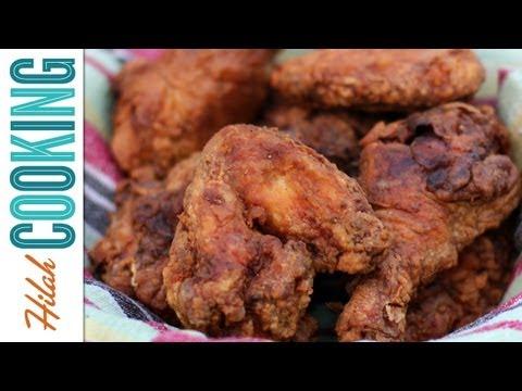 Fried Chicken – Special Seasoned Crispy Fried Chicken