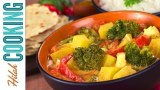 Quick Indian Curry Recipe – How To Make Vegetable Curry