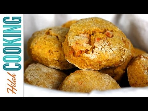Sweet Potato Biscuits | Hilah Cooking