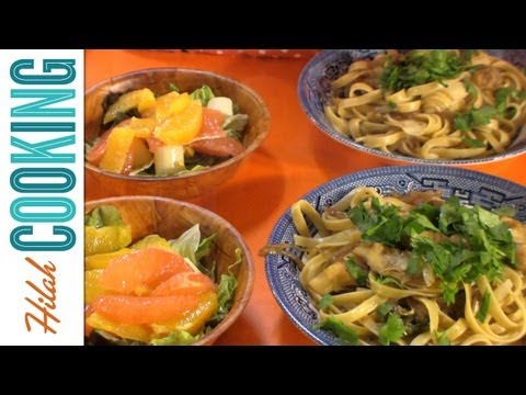 Vegetarian Pasta Dinner – Budget Meal