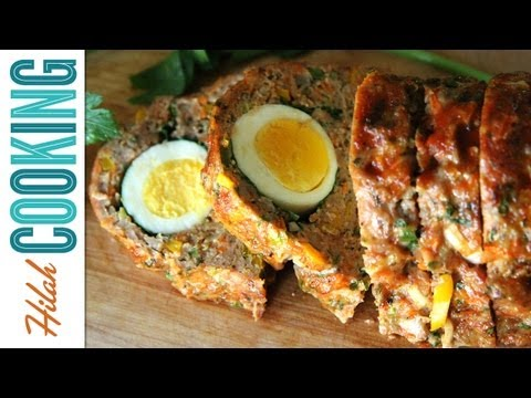 Breakfast Meatloaf Recipe – Make Ahead Breakfast