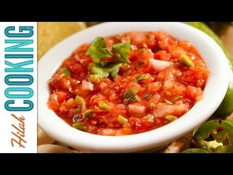 How To Make Salsa – Blender Salsa Recipe
