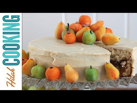 Apple Cake |  Hilah Cooking