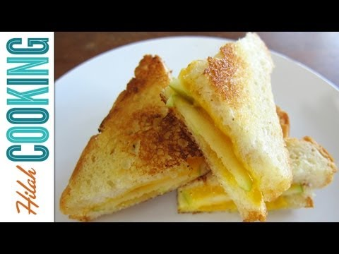 Grilled Cheese! – How To Make a Fancy Grilled Cheese Sandwich