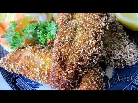 Homemade Fried Catfish – Fish Fry!