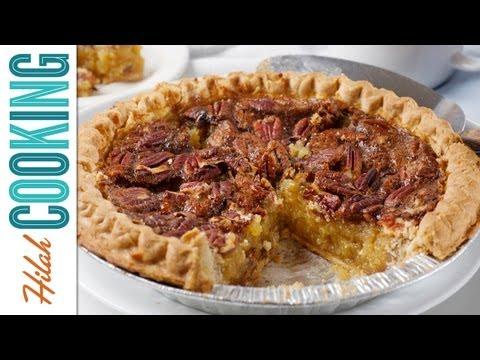 Pecan Pie Recipe – Southern Bourbon Pecan Pie