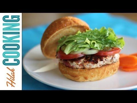 Turkey Burger Recipe – How To Make Turkey Burgers