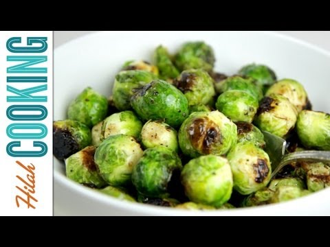 How To Roast Brussels Sprouts | Brussel Sprout Recipe