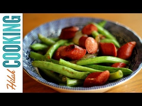 Hot Dog Stir Fry – Hilah Cooking