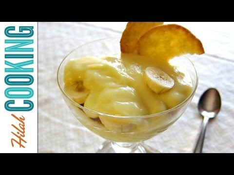 Homemade Banana Pudding – How To Make Banana Pudding