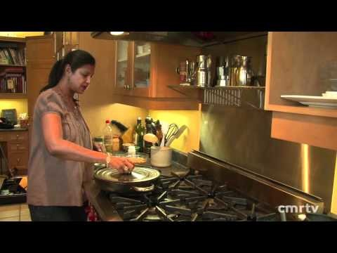 How to cook Sundal with Siva Swaminathan