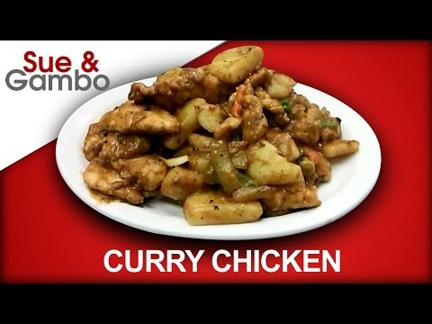 How to Cook Curry Chicken with Potatoes