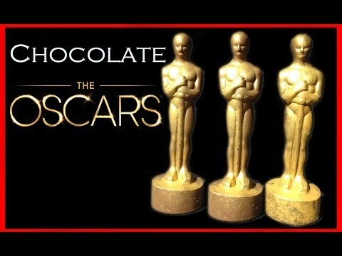 Chocolate Oscars 2014 HOW TO COOK THAT Ann Reardon