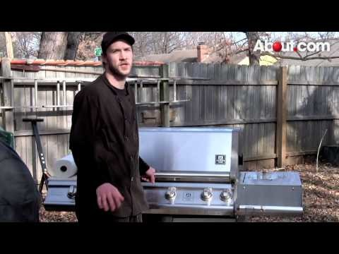 How to Cook BBQ Ribs on a Gas Grill