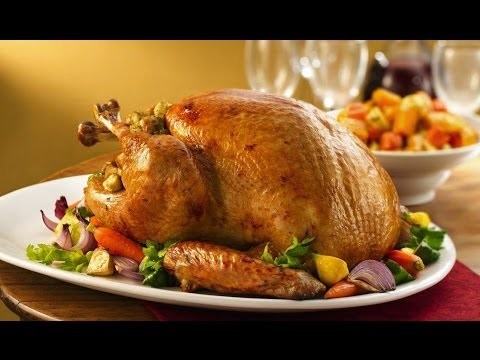 How To Cook A Turkey – How To Roast A Turkey – Best Thanksgiving Roast Turkey Recipe