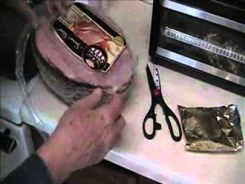 HOW TO COOK SPIRAL SLICED HAM