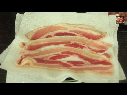 How to Cook Bacon in the Microwave – Food Hack