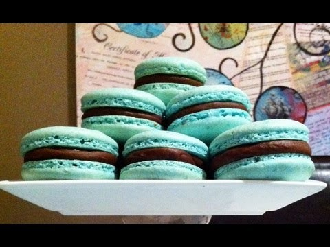 Easy Macaron Recipe FAQ by Ann Reardon How To Cook That