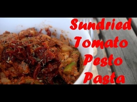 Sundried Tomato Pesto Pasta | How To Cook