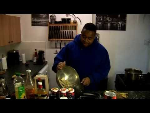 How to cook ackee and saltfish that spicy Jamaican dish.