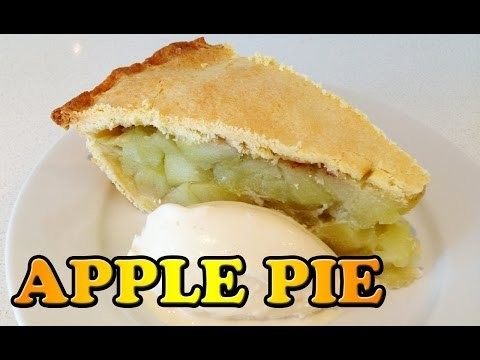 Make Apple Pie Recipe & Apple Crisp Crumble HOW TO COOK THAT Ann Reardon
