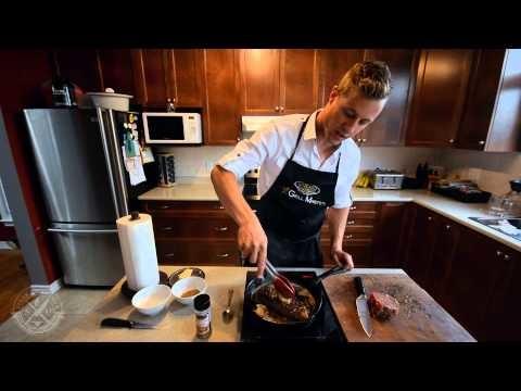 Steak University – How to Pan Fry a Steak & Cook a Baked Potato