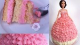 Birthday Cake/ Princess Doll Tutorial How To Cook That Ann Reardon