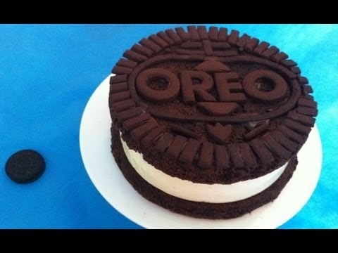 Oreo Cheesecake Recipe by Ann Reardon How To Cook That