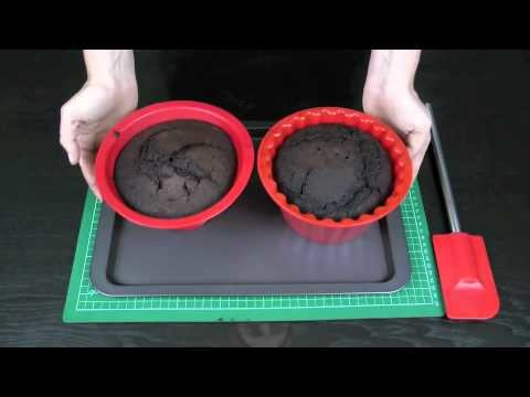 How to Make a Giant Cupcake – Basics 2: Filling, Baking and Extracting A Cupcake Addiction Tutorial