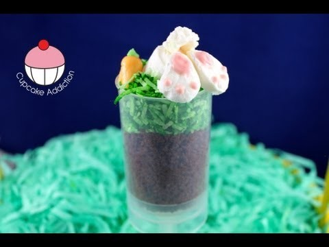 Make Easter Bunny Push Pops! (Cake Shooters) A Cupcake Addiction How To Push Pop      Tutorial