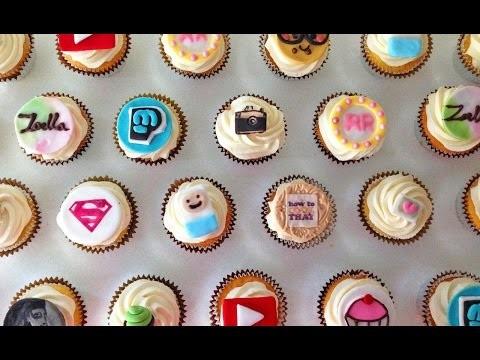 YouTube Cupcakes HOW TO COOK THAT Ann Reardon