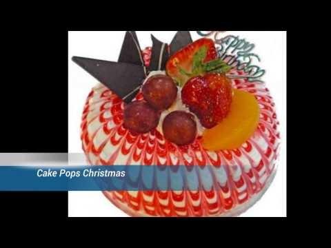 Christmas Wonderland Cake