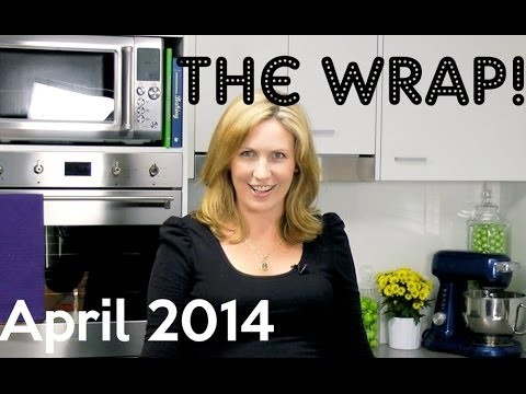 New Kitchen, Bump Update and Skylanders & Adventure Time Giveaways! The Wrap with MyCupcakeAddiction