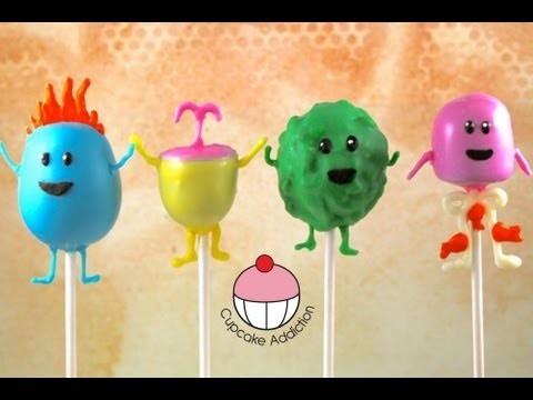 Make Dumb Ways To Die (DWTD) Cake Pops! A Cupcake Addiction How To Collab with Cakes By Choppa