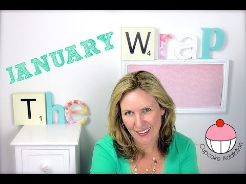 NEW!! THE WRAP with Elise @ MyCupcakeAddiction – News & Giveaways for January 2014