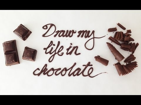 Draw My Life in Chocolate How To Cook That Ann Reardon
